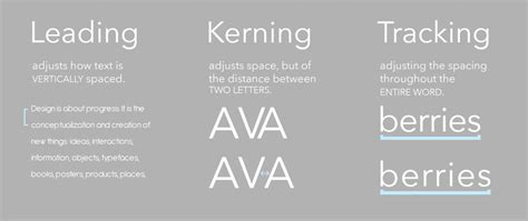 font design kerning typography tracking 28 images indesign tutorials gt