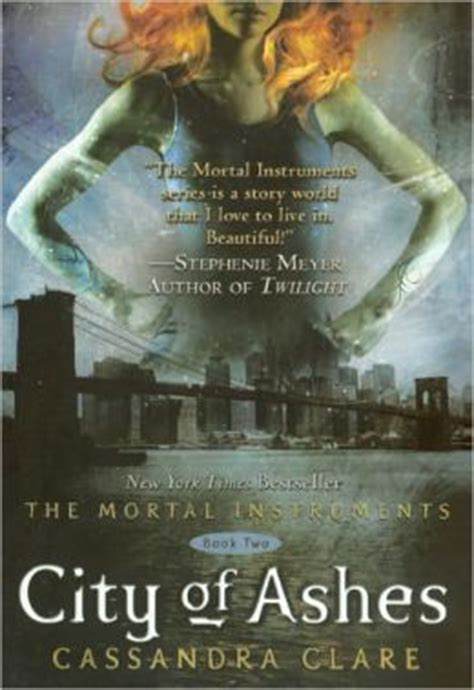 city of ashes series 2 city of ashes the mortal instruments series 2