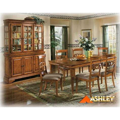 buy villa dining table 8 buy villa dining d327 35 furniture rect ext tble chry stain fnsh