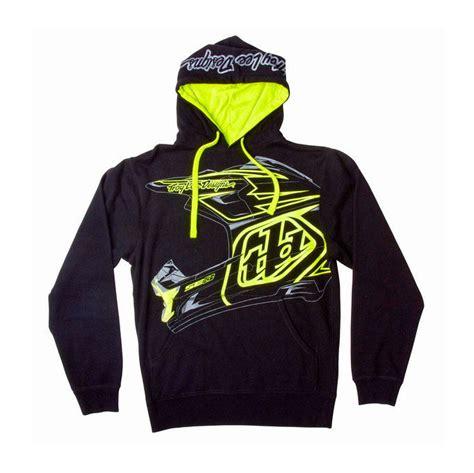design youth hoodie troy lee designs helmet pullover hoodie youth bto sports