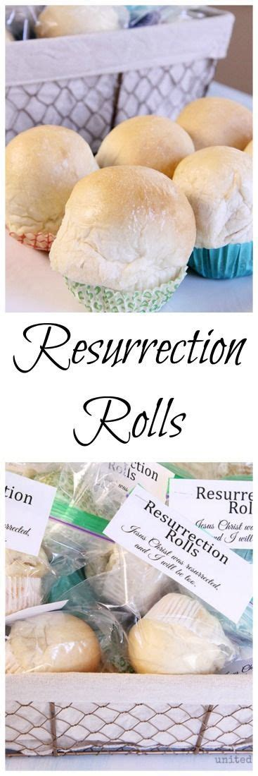 amazing christ morning recipes 25 best ideas about resurrection rolls on jesus found empty and easter