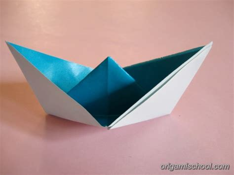 origami little boat instructions ny nc archive how to make sailboat napkin fold