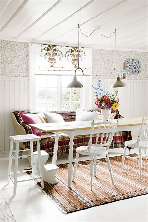 refined boho chic dining room designs interior god
