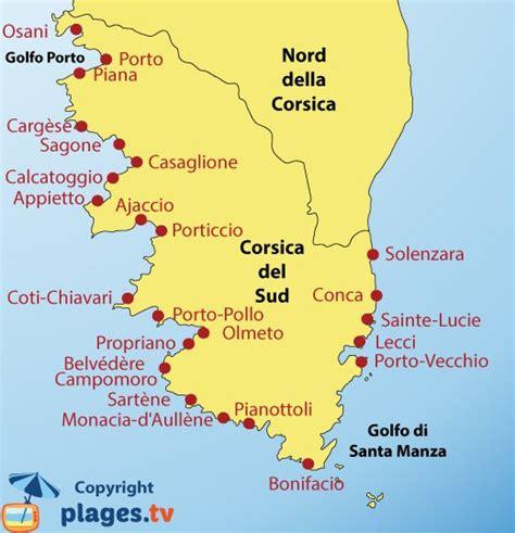le spiagge pi 249 dell mappa spiagge sardegna nord cartina sardegna spiagge nord