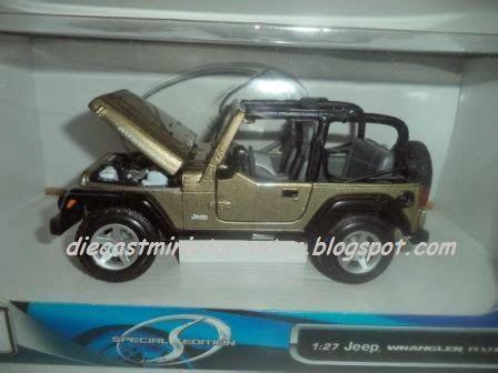Harga Merk Wrangler diecast jeep wrangler rubicon mainan replika miniatur
