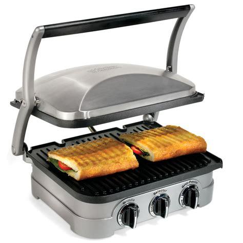 Digital Toaster The Best Panini Maker Hammacher Schlemmer
