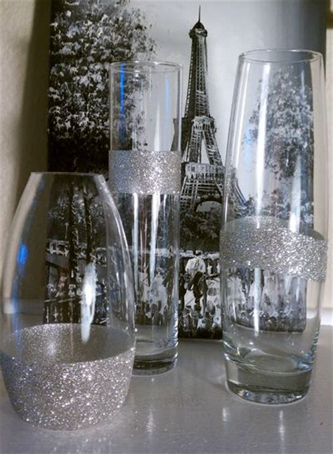 Diy Glitter Vases by 74 Best Vases And Bowls Images On