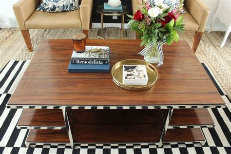 coffee table styles how to style a family friendly coffee table