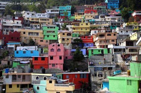 jalousie haiti haiti s jalousie slum is being converted into an objet d