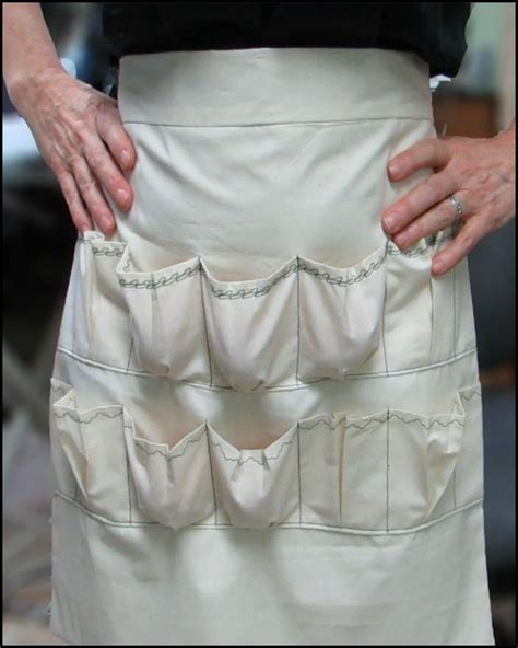 pattern for gathering apron how to make a custom egg gathering apron this custom apron