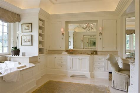 beige and white bathroom ideas wall mounted wooden vanity with slopping space stainless