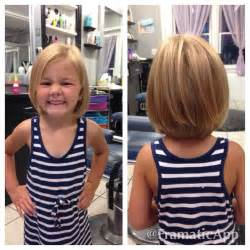 5 year olds bob hair 25 best ideas about kids girl haircuts on pinterest