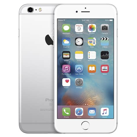 apple iphone 6s plus 16gb unlocked gsm 4g lte 12mp phone certified refurbished ebay