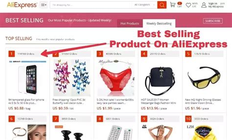 alibaba or aliexpress how to find the best selling products on alibaba