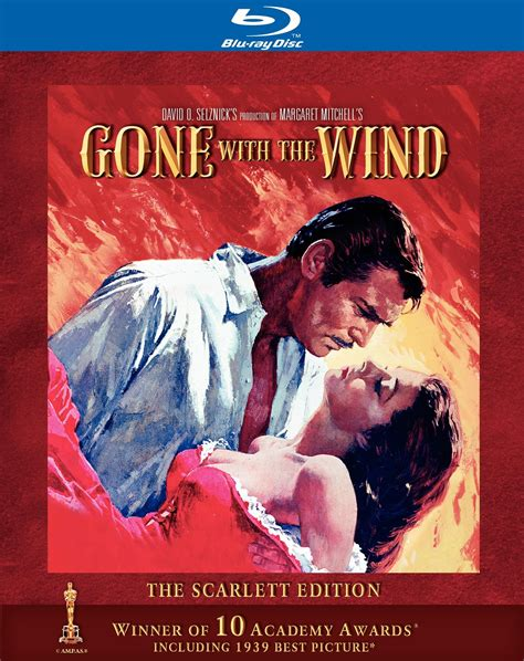 film of blu gone with the wind dvd release date