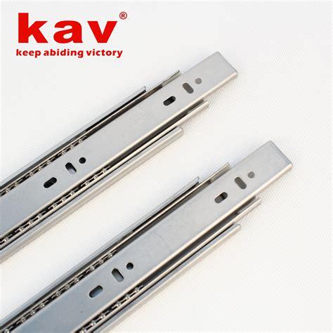 Bearing Dresser Drawer Slides B450 Stainless Steel Bearing Drawer Slides 2 Soft