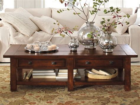 choosing coffee table decorating ideas the home