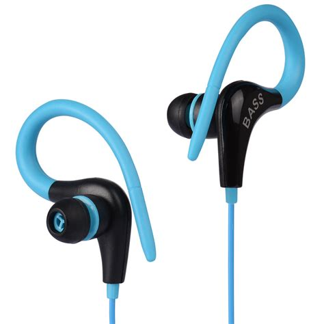 Headset Earphone Best Bass Ptm Earphone Original Brand Headphones Sport Ear