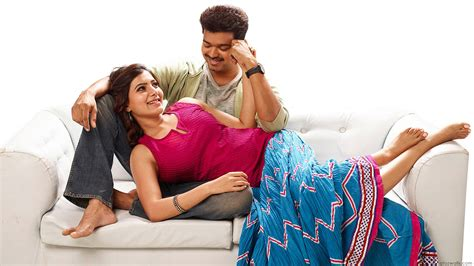 theri latest hd images wallpapers pictures vijay samantha amy vijay samantha in theri movie hd wallpaper download
