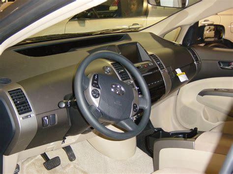 2004 Toyota Prius Interior by Toyota Prius Interior View Nj Auto Expo 2005 Car