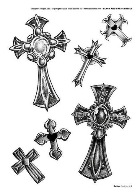 tattoo flash crosses 88 best images about cross on pinterest catholic tattoos