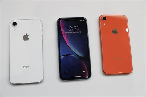 apple iphone xr iphone xs iphone xs max launched check