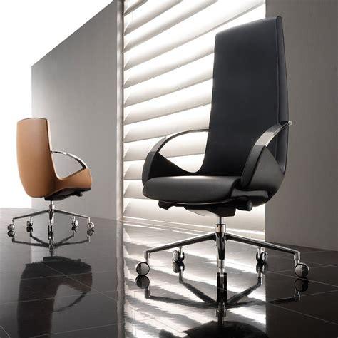 poltrone direzionali per ufficio poltrona direzionale more schienale alto design moderno