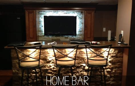 led lighting for bars fall lighting ideas 7 rooms in your house that need leds