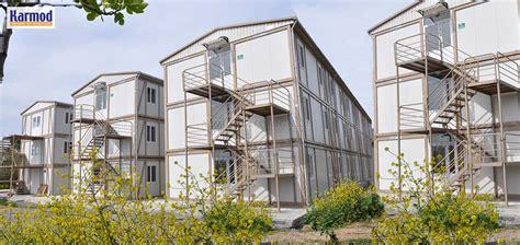 bureau d 騁ude batiment casablanca batiment modulaire maroc bungalow de chantier casablanca