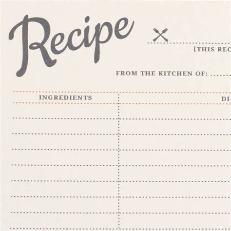 editable recipe card template with hearts vintage recipe cards printable by basic invite