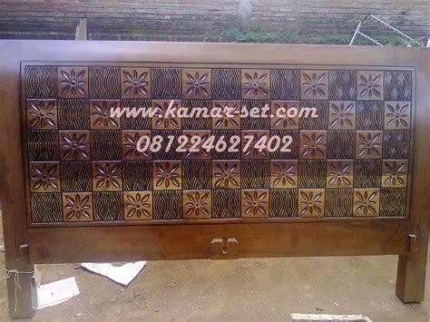 Tempat Tidur Kayu Jati Jepara tempat tidur jepara minimalis ranjang jati murah kamar set