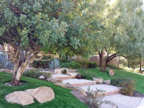 Low Cost Backyard Ideas Realistic Artificial Grass Synthetic Turf Reno Nevada
