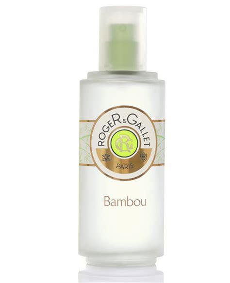 bambou roger gallet perfume  fragrance  women