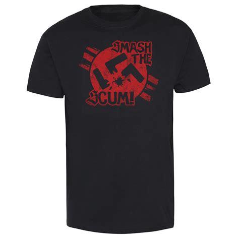 Scum L S T Shirt smash the scum t shirt order spirit of the streets