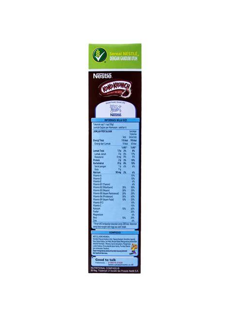 Ceres Hagelslag Rice 90g nestle cereal breakfast koko krunch box 170g klikindomaret