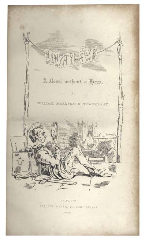 Vanity Fair Near Me by Lot Detail Edition Of Vanity Fair By William