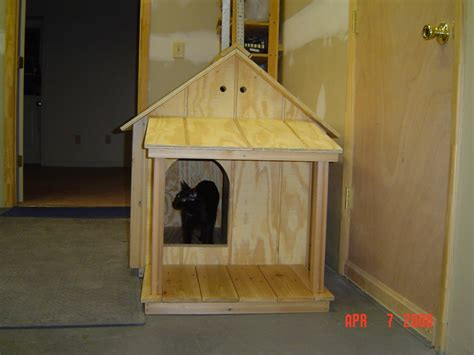 cat dog house insulated dog house woodbin