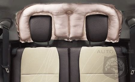 curtain airbag system toyota presents the srs supplemental restraint system