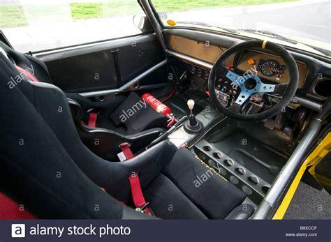 modified interior modified racing ford interior stock photo 22708127