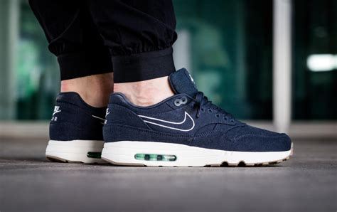 Nike Airmax 1 durable textile defines this nike air max 1 ultra 2 0