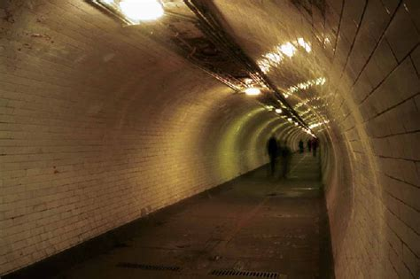 Thames River Underground Tunnel | file greenwich foot tunnel under river thames geograph
