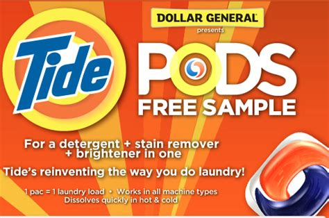 tide pod coupons 2012 printable gone hurry free tide pods sle coupon connections