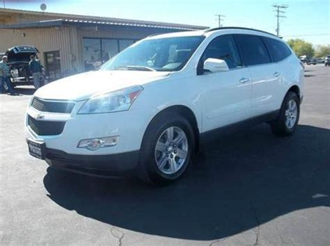 chevrolet traverse for sale stockton ca carsforsale