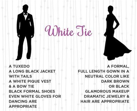 wedding dress code black tie invited black tie invited wedding attire erieairfair
