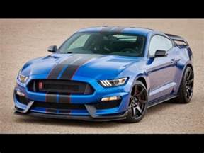 2018 ford mustang shelby gt350 specifications and