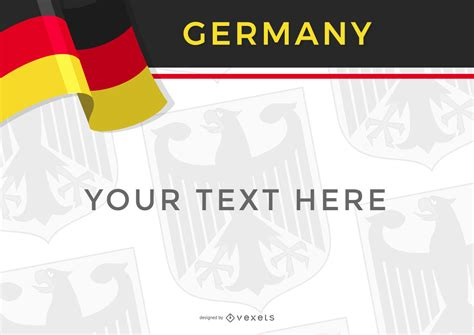 microsoft powerpoint themes berlin germany design template vector download