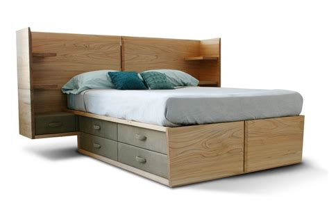 captains bed city joinery