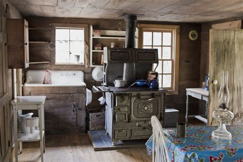 Country Homes And Interiors Recipes by Cabin Kitchen Log Cabin Cooking