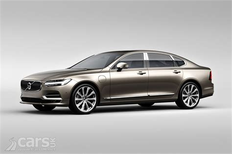 volvo s volvo s90 production to china as s90 excellence