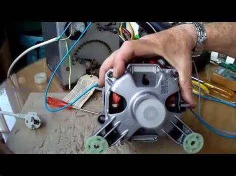 como conectar motor escobillas lavadora directamente a como conectar un motor de lavadora de 7 cables doovi